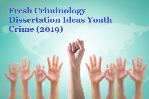 Youth Crime Topics
